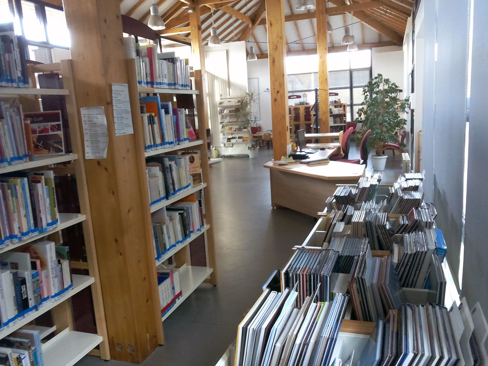 Bibliotheque-limouziniere