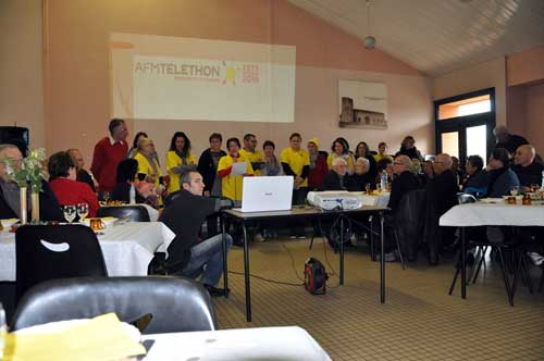 Comité Téléthon